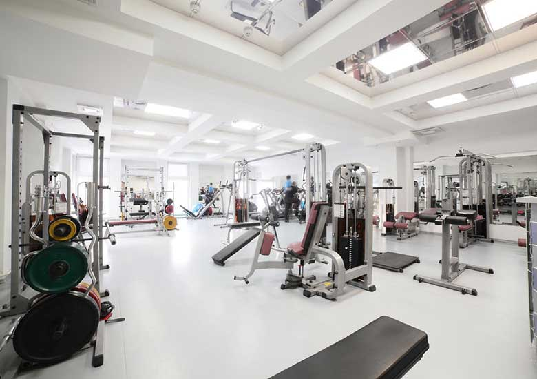 Gym and fitness centre Cleaners